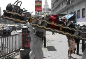 Supply chain management by Dabbawala