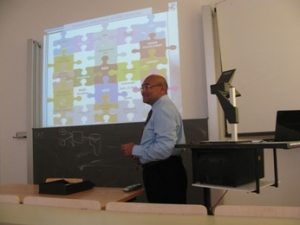 ERP Lecture in Germany by Zaveri